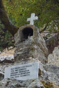 22 Imbros gorge monument