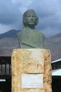 Monument of Stratis Deligiannakis